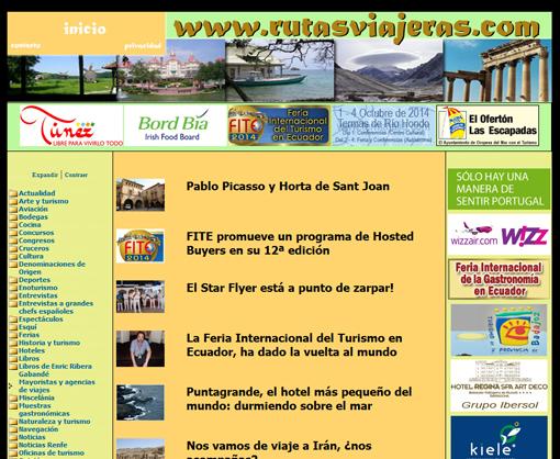 RutasViajeras.com